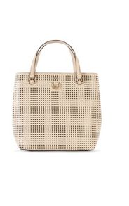 Karen Millen Perforated Mini Tote