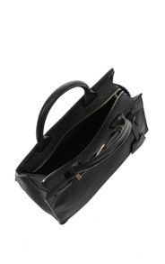 Karen Millen Medium buckle tote