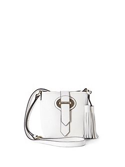 Tassel Mini Bucket Bag