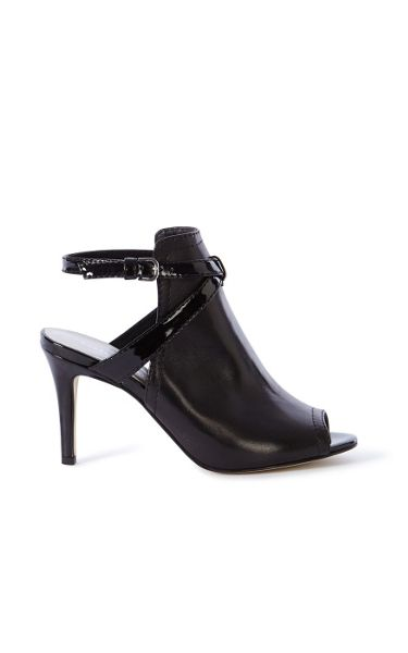 Karen Millen Open back shoe boot