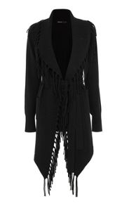 Karen Millen Knits With Fringing