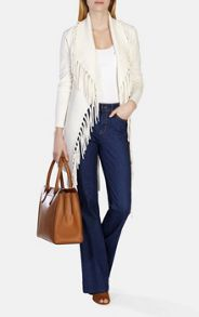 Knits With Fringing