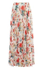 Karen Millen English Garden Maxi Skirt