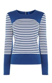 Karen Millen Striped Jumper