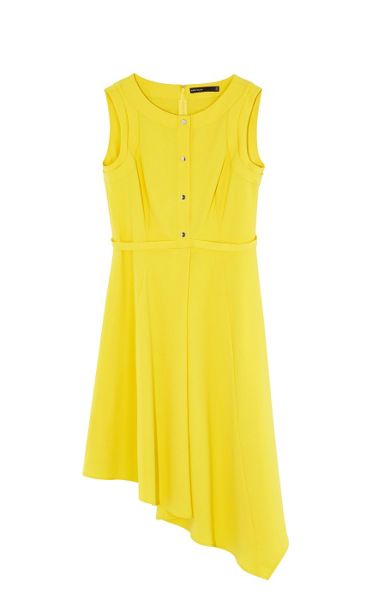 Karen Millen Soft Colourful Dress