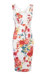Karen Millen English Garden Floral Dress