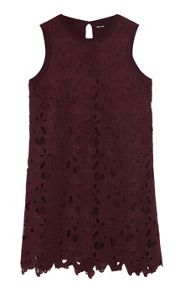 Karen Millen Vintage Lace Knitted Dress