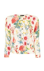 Karen Millen English Garden Cardigan