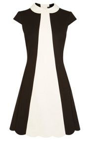 Karen Millen Colourblock 60s Dress