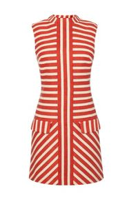 Karen Millen Stripe Tweed Collection