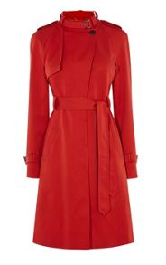 Karen Millen Investment Trench Coat