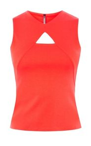 Karen Millen Cutout Top