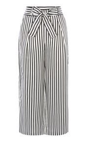 Karen Millen Striped Trouser