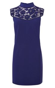 Karen Millen Cutwork Detail Dress