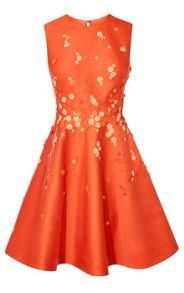 Karen Millen Beaded Prom Dress