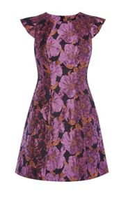 Karen Millen Rose Bouquet Dress