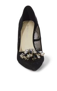 Karen Millen Jewel Lace Court