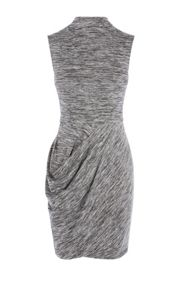 Karen Millen Draped Melange Dress