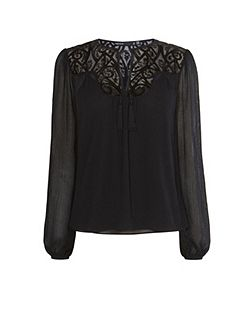 Prairie Lace Top