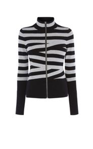 Karen Millen Crosshatch Cardigan