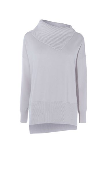 Karen Millen Split-Neck Jumper