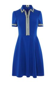 Karen Millen Sporty Polo Dress