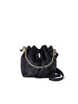 Snake Mini Bucket Bag