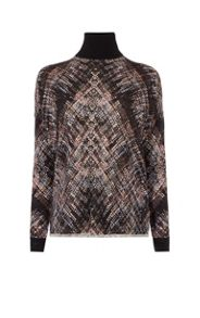 Karen Millen Plaid Jumper
