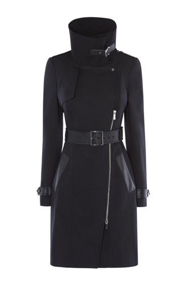 Karen Millen Dramatic Trench Coat