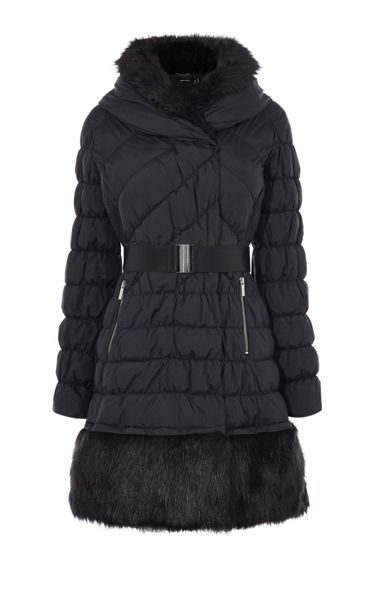 Karen Millen Padded Coat