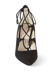 Karen Millen Lace Up Court
