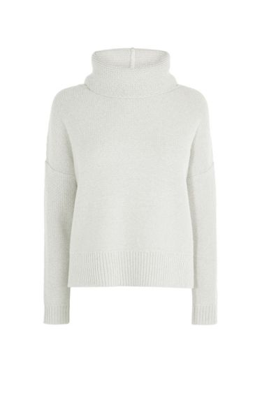Karen Millen Boxy Roll-Neck Jumper