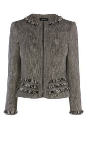 Karen Millen Tweed Jacket