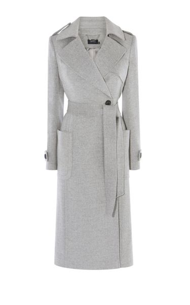Karen Millen Long Line Coat