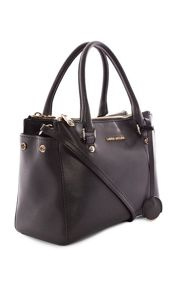 Karen Millen Medium Leather Tote Bag
