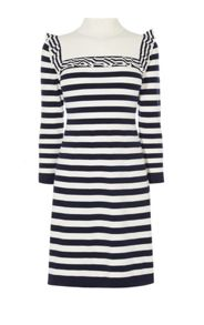 Karen Millen Breton Stripe Dress
