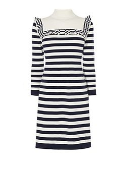 Breton Stripe Dress