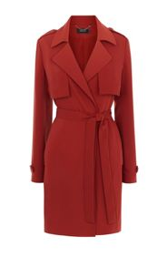 Karen Millen Two-Piece Trenchcoat