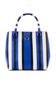 Karen Millen Bold Stripe Mini Bag