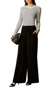 Karen Millen Wide Legged Trousers