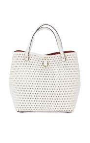 Karen Millen Mini Embossed Bucket Bag