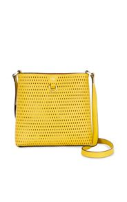 Karen Millen Embossed Cross Body Bag