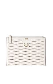Karen Millen Embossed Clutch