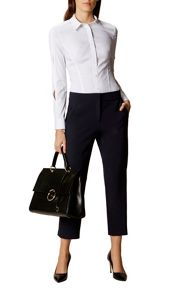 Karen Millen The Classic Twist Shirt