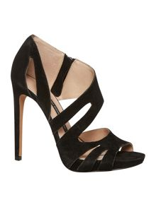 Vida high court with straps