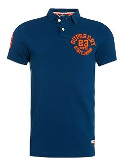 Super State Pique Polo Shirt