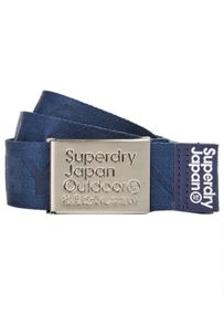 Superdry Jacquard Belt