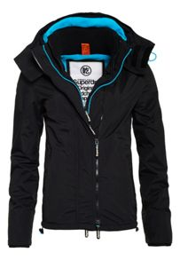 Pop Zip Hooded Arctic Windcheater