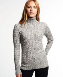 Croyde Roll Neck Jumper