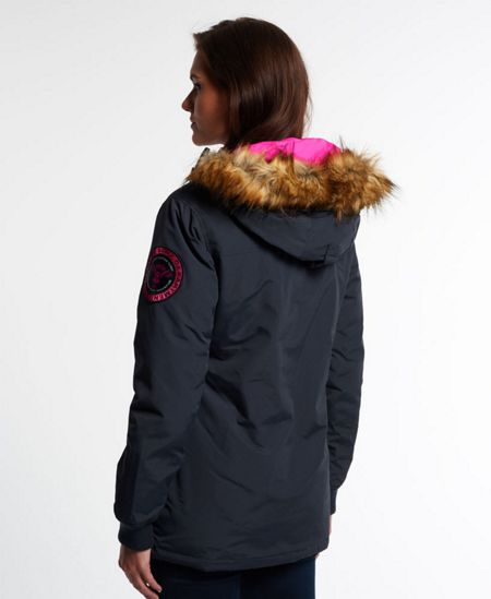 Superdry Everest Duffle Coat